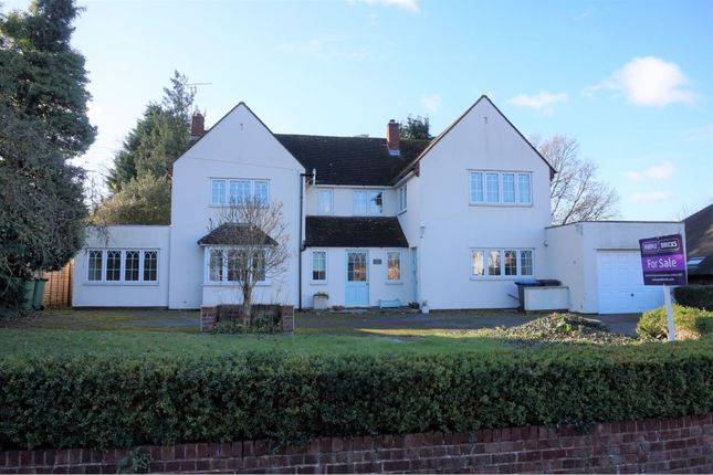 Thumbnail Detached house for sale in School Lane, Stratford-Upon-Avon