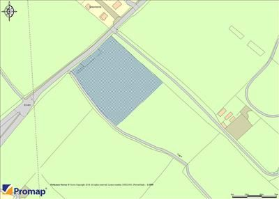Land for sale in Lot 1, Rhydhalog Farm, Cowbridge Road, Talygarn, Cowbridge