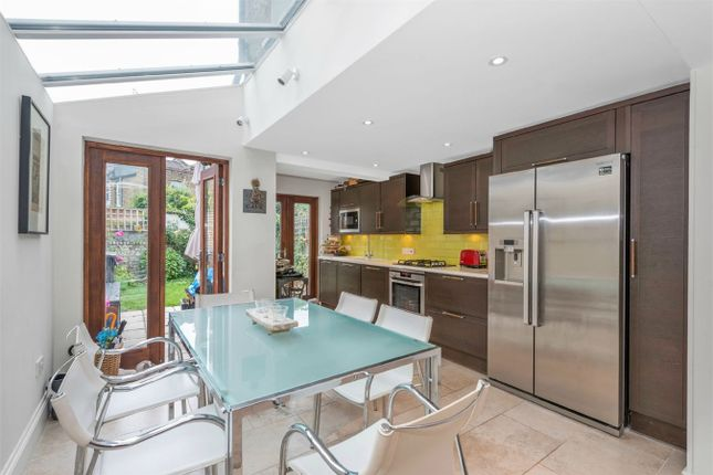 Thumbnail End terrace house to rent in Windmill Road, Chiswick Common, Chiswick, London