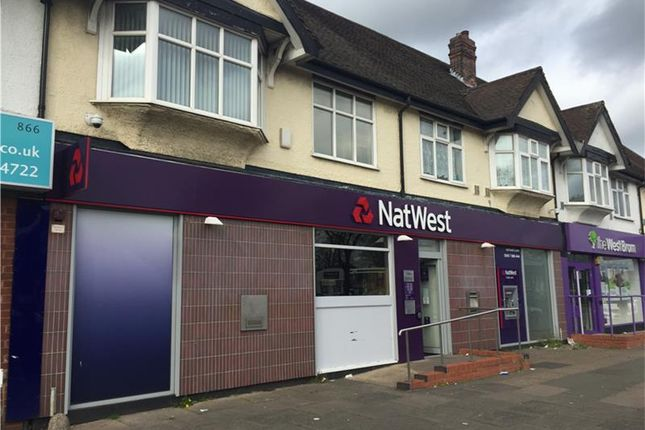 Thumbnail Retail premises for sale in 868-870, Washwood Heath Road, Washwood Heath, Birmingham, West Midlands, UK