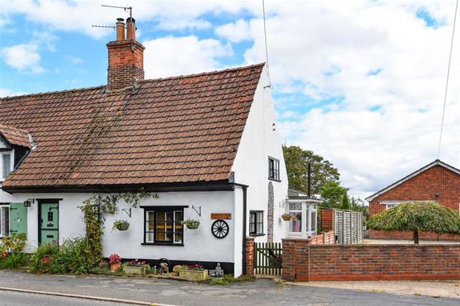 Thumbnail Semi-detached house for sale in Main Street, West Ashby, Horncastle