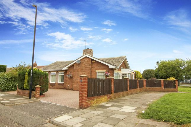 Thumbnail Detached bungalow for sale in Front Street, Preston, North Shields
