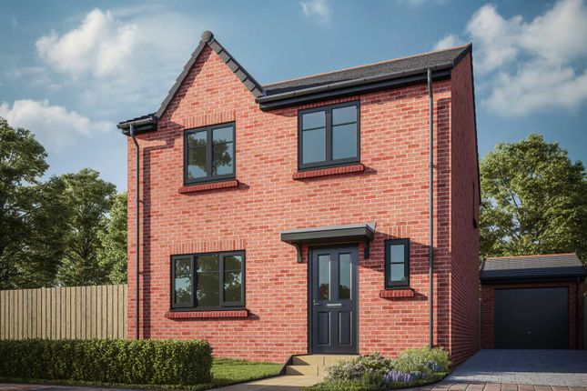 "Thumbnail Detached house for sale in ""The Mylne"" at Boundary View, Darlington"