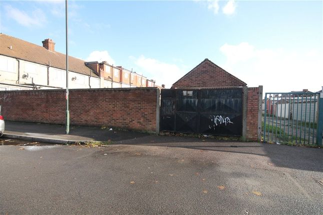Thumbnail Land for sale in Greenwood Road, Mitcham