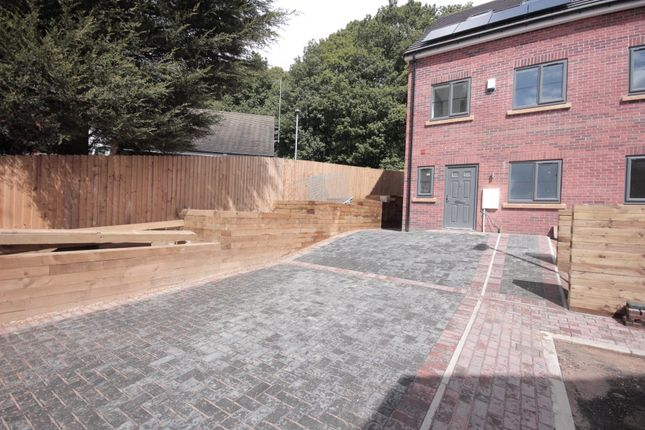 Thumbnail Town house to rent in New Home - Berrystorth Close, Gleadless, Sheffield