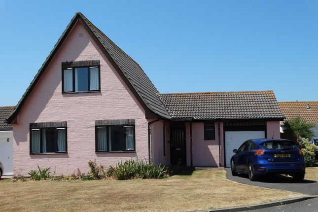 Thumbnail Detached house for sale in Marine Gardens, Selsey, Chichester
