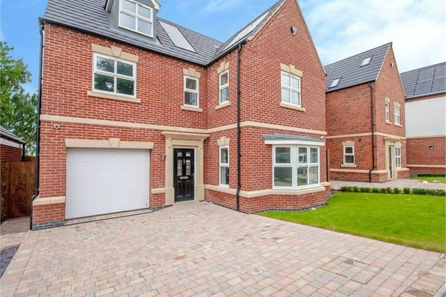 Thumbnail Detached house for sale in Carriage Close, Mapperley, Nottingham