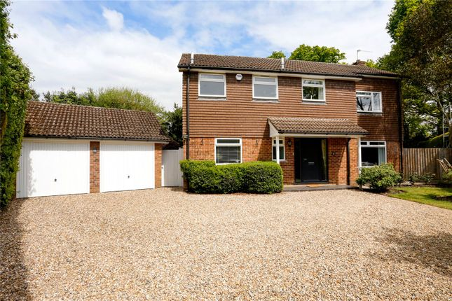 Thumbnail Detached house for sale in Pitch Pond Close, Knotty Green, Beaconsfield, Buckinghamshire