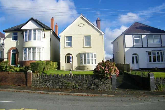 Thumbnail Detached house for sale in North Road, Whitland, Carmarthenshire