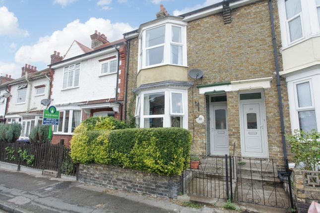 Thumbnail Terraced house for sale in St. Lukes Road, Ramsgate