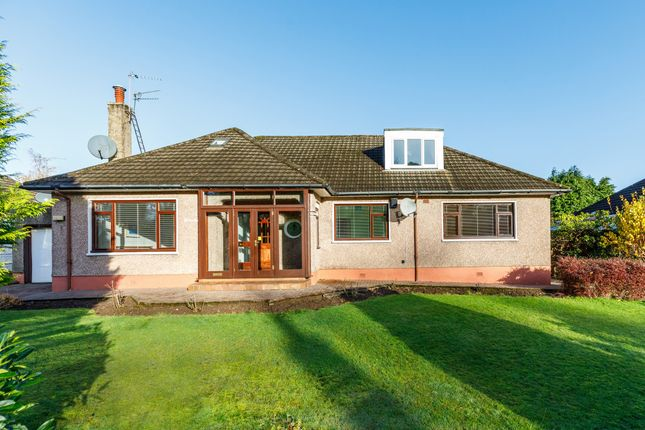 Thumbnail Detached bungalow for sale in 19 Fruin Avenue, Newton Mearns