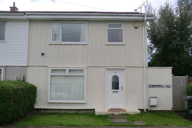 Thumbnail Semi-detached house to rent in Scarborough Way, Canley, Coventry, West Midlands