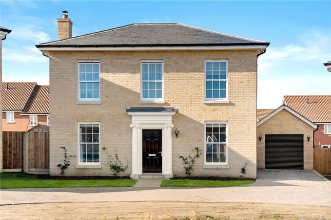 4 bed detached house for sale in Maple Crescent, Loddon, Norwich, Norfolk NR14
