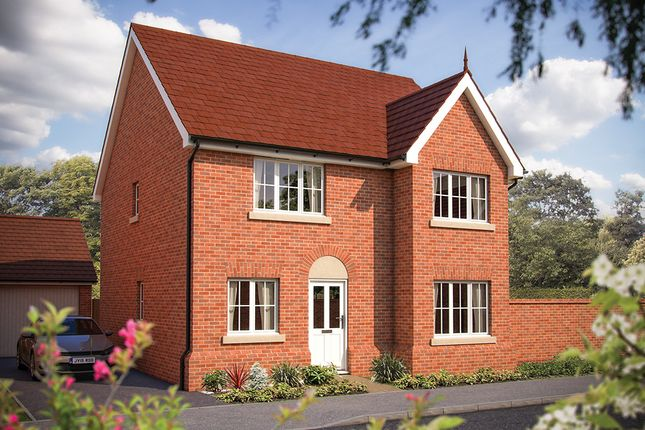 "Thumbnail Detached house for sale in ""The Walden"" at Ribbans Park Road, Ipswich"