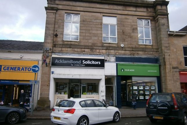 Thumbnail Retail premises for sale in 6A, 6B, 6c And 7, Market Street, Darwen