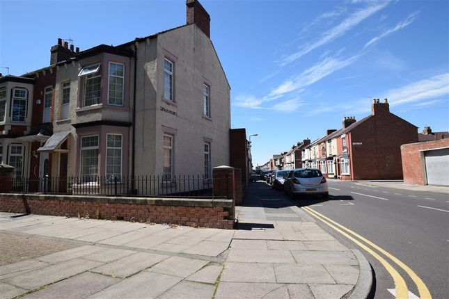 6 bed end terrace house for sale in Croydon Road, Middlesbrough, Cleveland