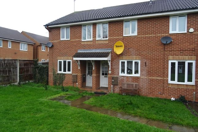 Thumbnail Terraced house to rent in Edwards Court, Worksop