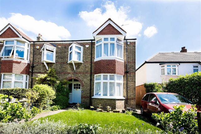 Thumbnail Semi-detached house for sale in Malford Grove, South Woodford, London