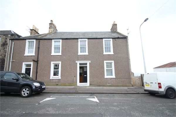 Thumbnail Flat for sale in Rossland Place, Kinghorn, Fife