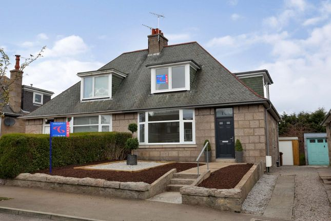 3 bed semi-detached house to rent in Rubislaw Park Crescent, West End, Aberdeen AB15