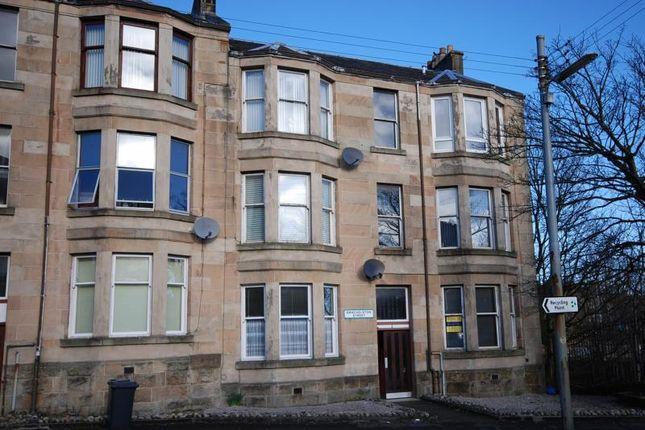 Thumbnail Flat to rent in Brachelston Street, Greenock