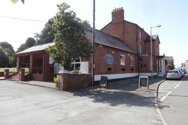 Thumbnail Detached house for sale in The Dodington Lodge Hotel, Whitchurch, Shropshire