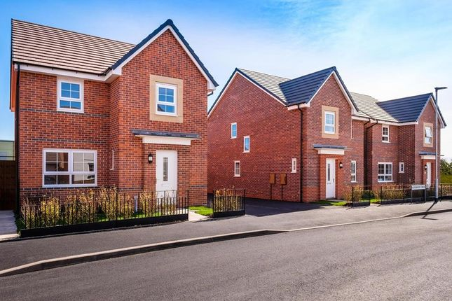 "4 bedroom detached house for sale in ""Kingsley"" at Crewe Road, Shavington, Crewe"