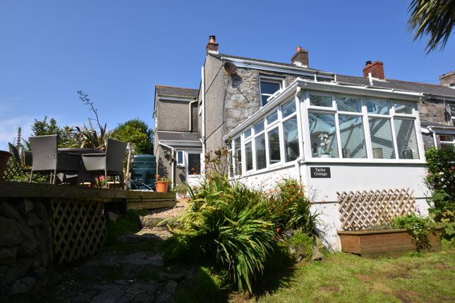 Thumbnail End terrace house for sale in Knave Go By, Beacon