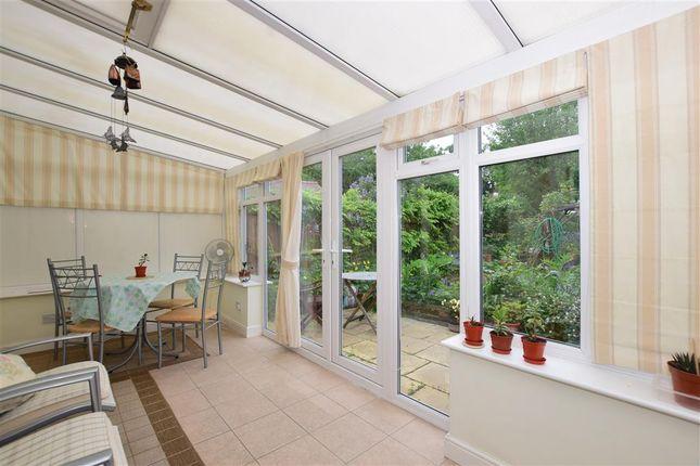 Thumbnail Semi-detached house for sale in Royston Avenue, Wallington, Surrey
