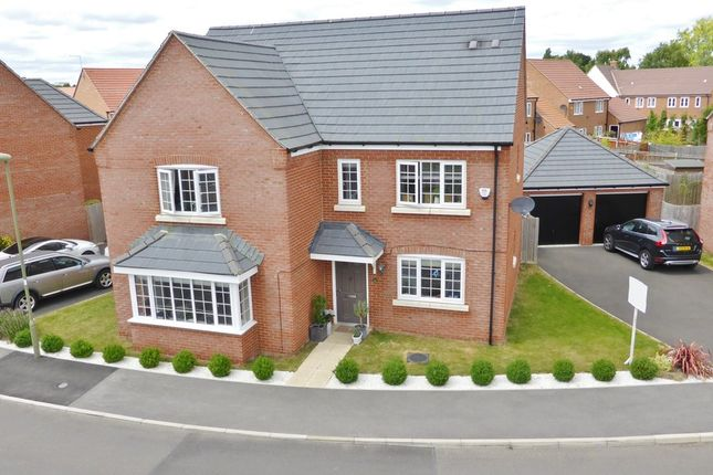 Thumbnail Detached house for sale in Chilton Field Way, Chilton, Didcot