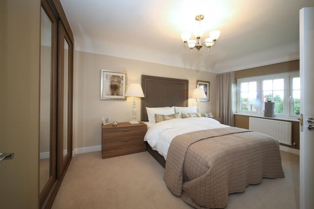 Thumbnail Detached house for sale in The Orchards, Pulley Lane, Droitwich, Worcestershire