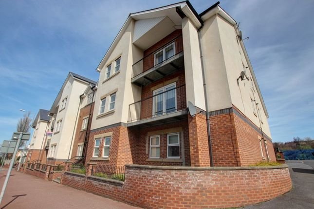 Thumbnail Flat to rent in Symphony Court Durham Road, Gateshead