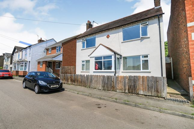 Thumbnail Detached house for sale in Littlewood Street, Rothwell, Kettering