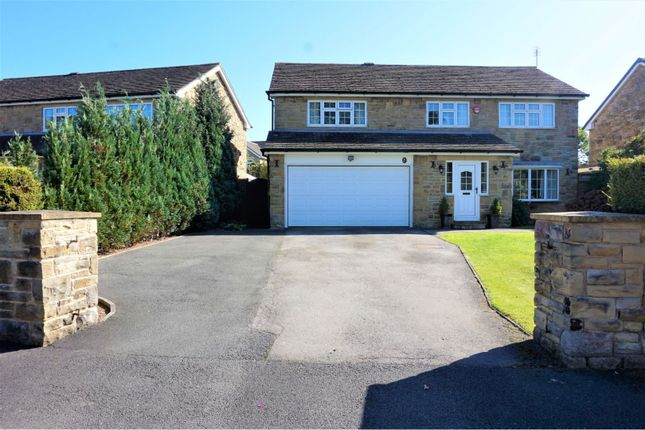 Thumbnail Detached house for sale in Grey Towers Drive, Middlesbrough
