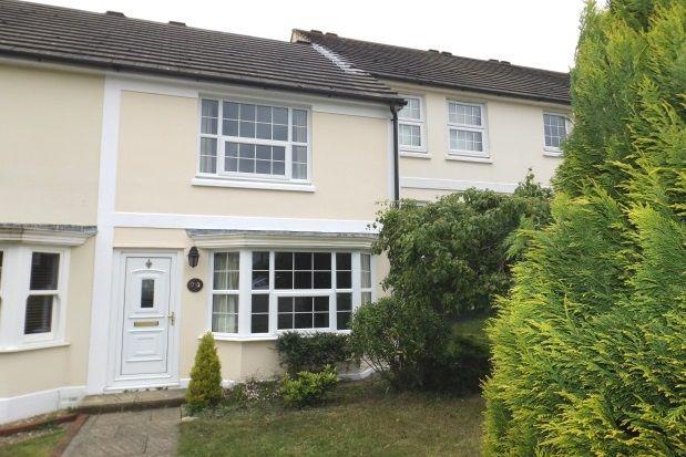 Thumbnail Property to rent in Poplar Way, Midhurst