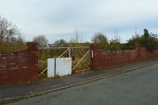 Thumbnail Land for sale in Lawley Road, Bilston