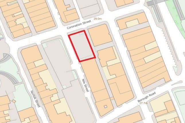 Thumbnail Land for sale in Nile Street, Sunderland