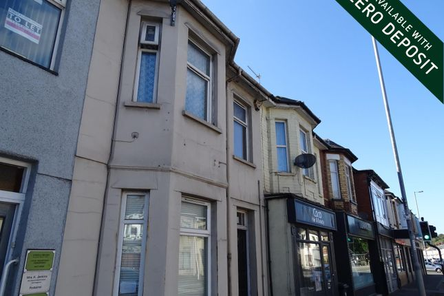 Thumbnail Flat to rent in Mount Pleasant, Malpas Road, Newport