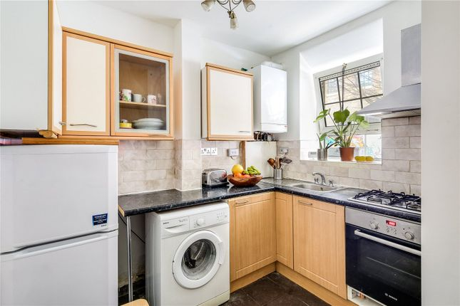 Kitchen View 2 of Wheler House, Quaker Street, London E1