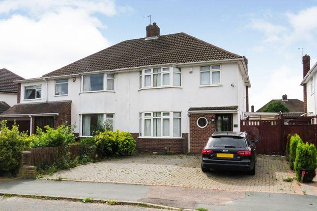 Semi-detached house for sale in Brickfield Avenue, Hemel Hempstead