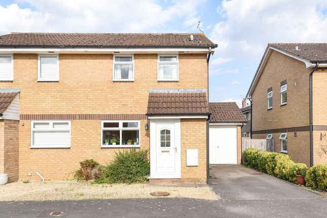 Thumbnail Semi-detached house for sale in Tyrell Close, Stanford In The Vale, Faringdon