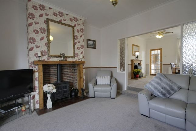Thumbnail Property for sale in St. Ives Road, Leadgate, Consett
