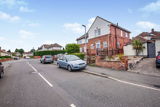 Semi-detached house for sale in Sycamore Road, Hollingwood, Chesterfield, Derbyshire