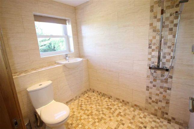 Ensuite Wet Room of Shop Lane, Nether Heage, Belper DE56