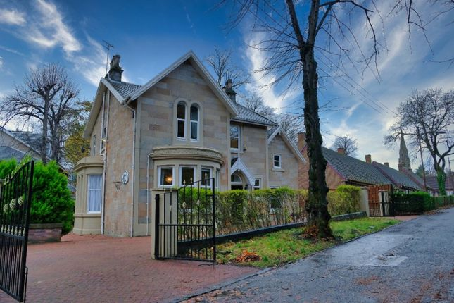 Thumbnail Detached house for sale in Crosshill Avenue, Queens Park, Glasgow