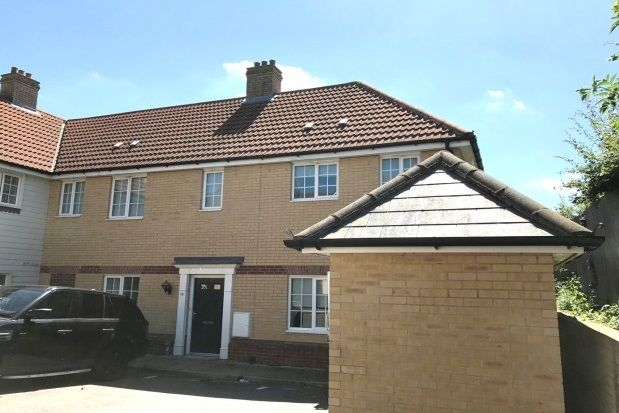 Thumbnail Maisonette to rent in Bramble Road, Witham