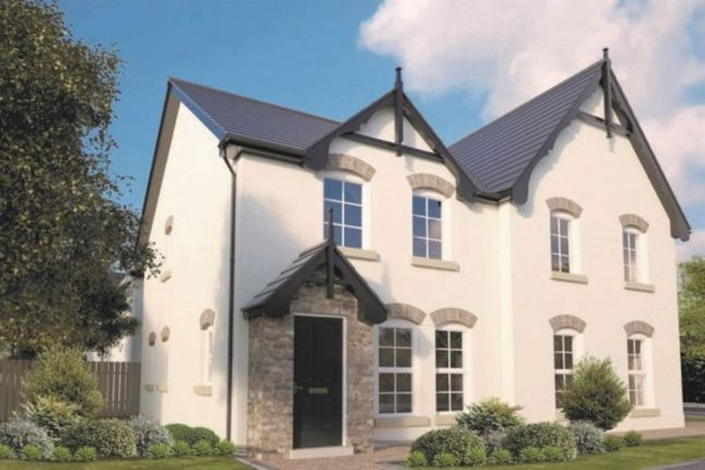 Thumbnail Semi-detached house for sale in Claremont At River Hill, Bangor Road, Newtownards