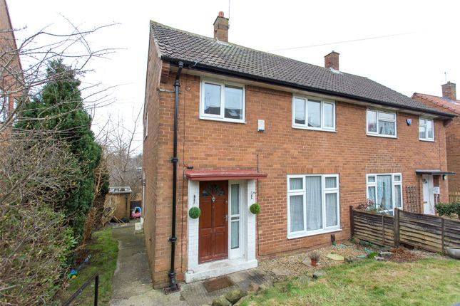 Thumbnail Semi-detached house to rent in Queenshill Drive, Moortown