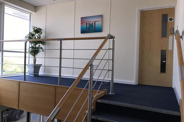 Stairwell of Unit 5, Lumley Court, Drum Industrial Estate, Chester Le Street, County Durham DH2