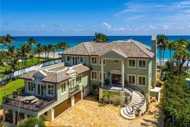 Thumbnail Property for sale in 1003 Hillsboro Mile, Hillsboro Beach, Fl, 33062